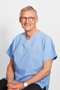 Fußchirurg Dr. Christian Kinast