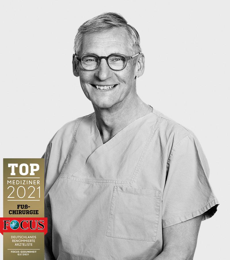 Dr. med. Christian Kinast - Facharzt für Orthopädie und Unfallchirurgie
